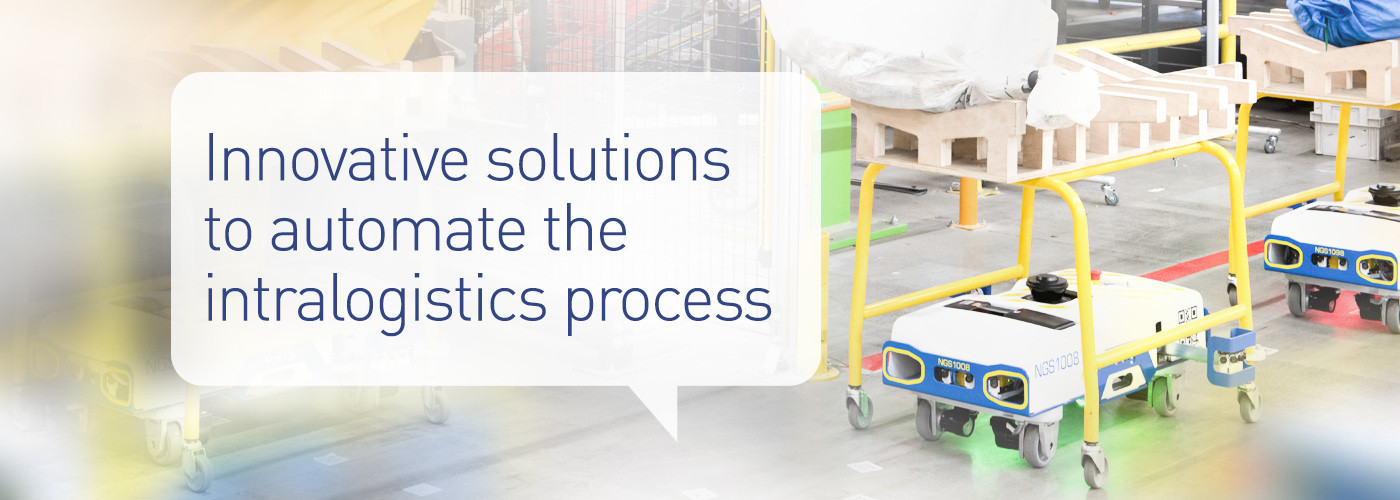 Solystic - Innovative solutions to automate the intralogistics process