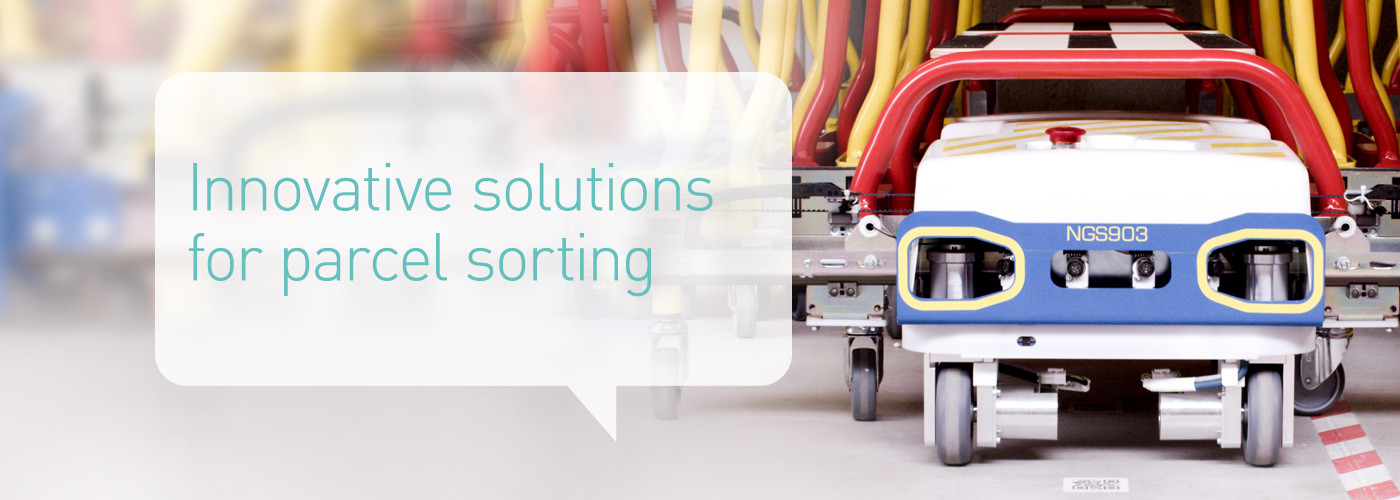 Solystic - Innovative solutions for parcel sorting