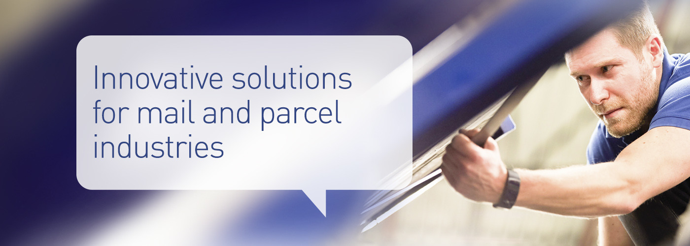 Solystic Belgium Branch - Innovative solutions for mail and parcel industries