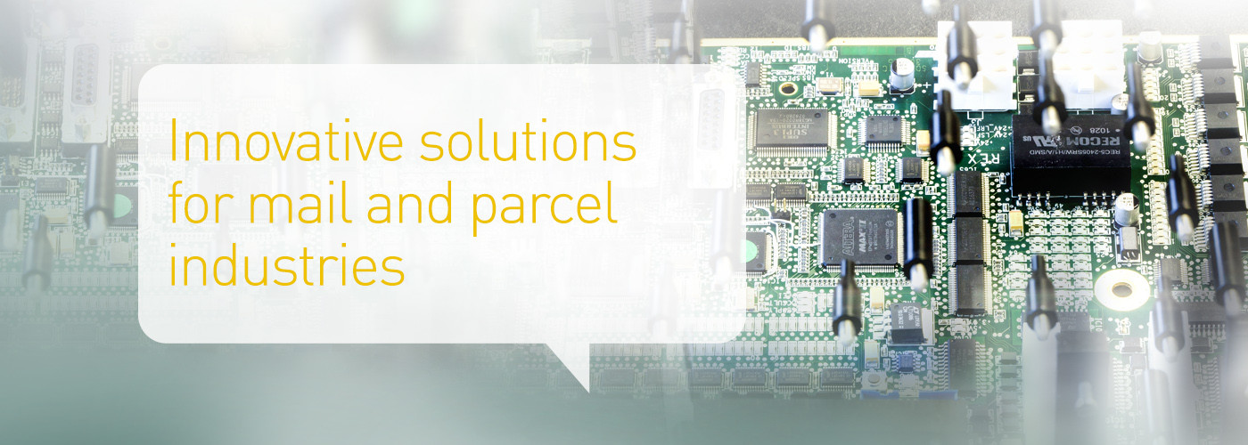 Solab - Innovative solutions for mail and parcel industries