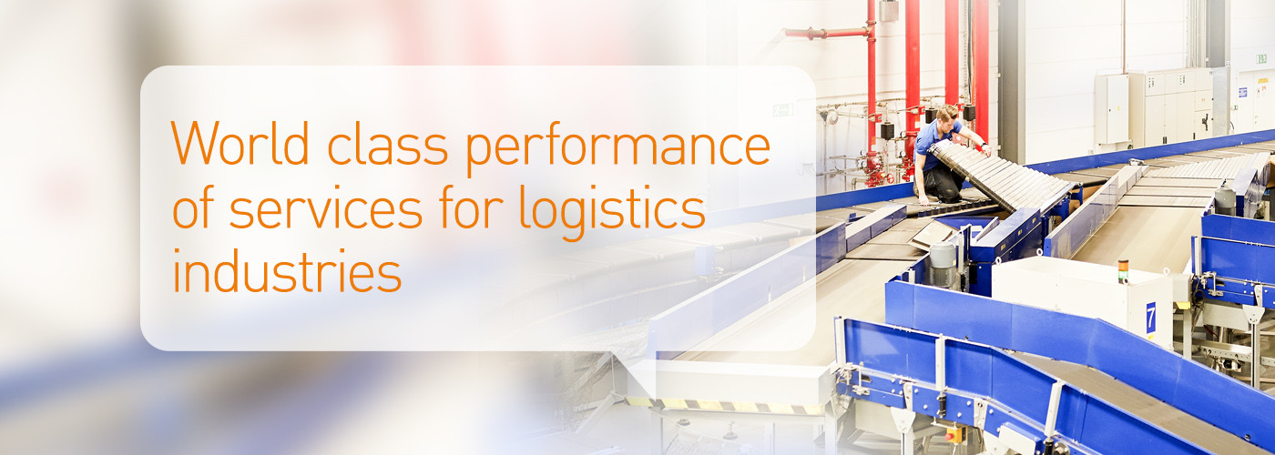 Solystic - Maintenance - World class performance of services for mail and parcel industries
