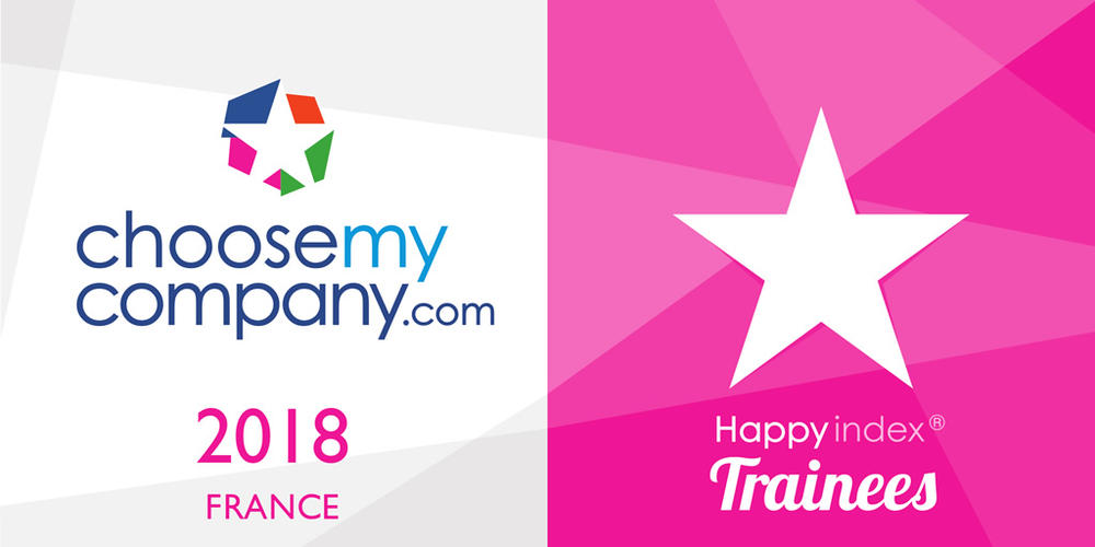 Happy Trainees 2018 - choosemycompany.com