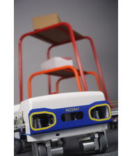 Photo library Solystic - SOLY™, mobile robot combined with trolleys