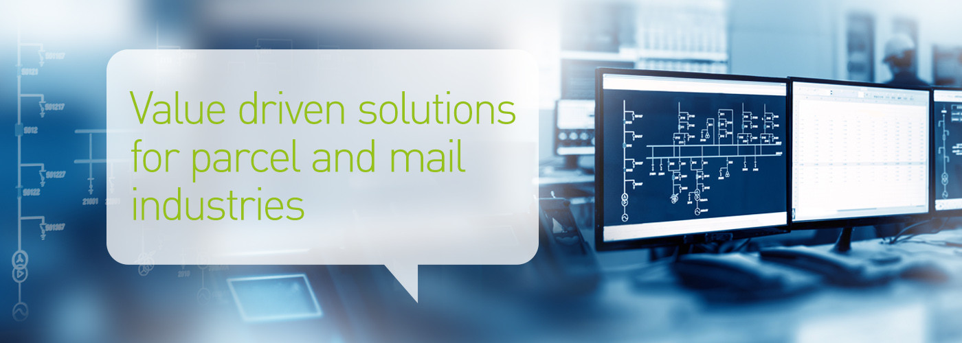 Solystic, Value driven solutions for parcel and mail industries