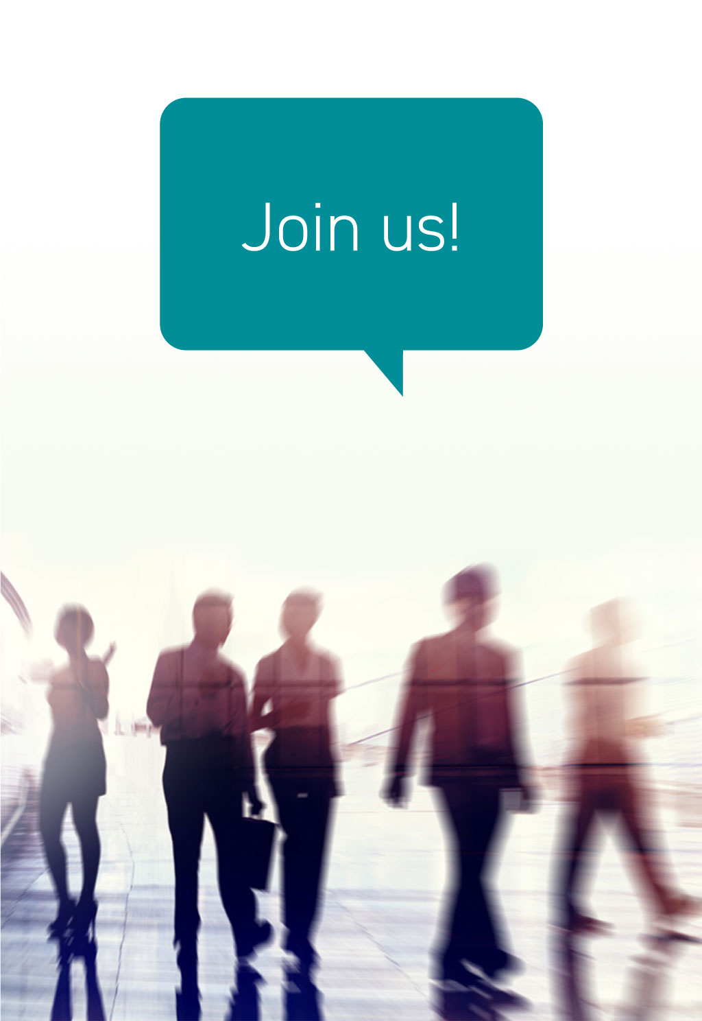 Recruitment - join us