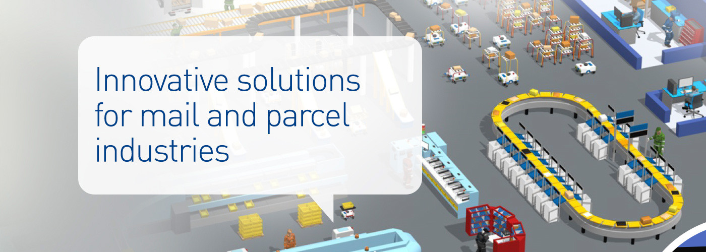 SOLYSTIC - Innovative solutions for mail and parcel industries