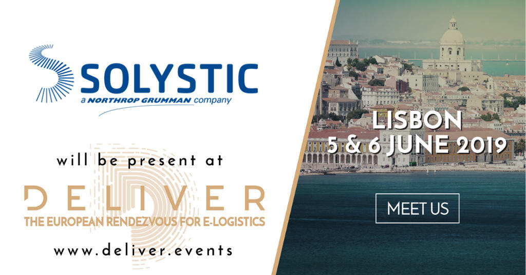 SOLYSTIC at Deliver event