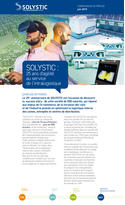SOLYSTIC Press release - 25 years