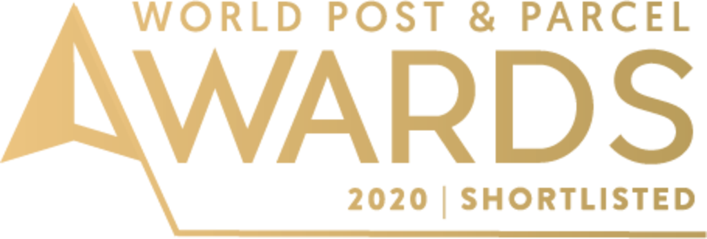 World Post & Parcel Awards shortlisted 2020